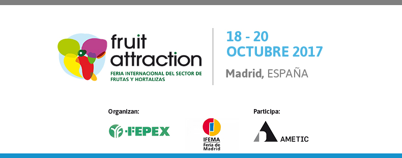 Fruit Attraction, la feria internacional del sector de frutas y hortalizas