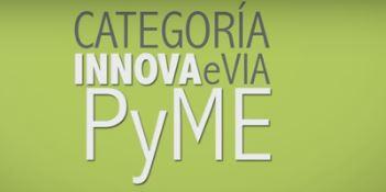 Logo premios Innova eVia