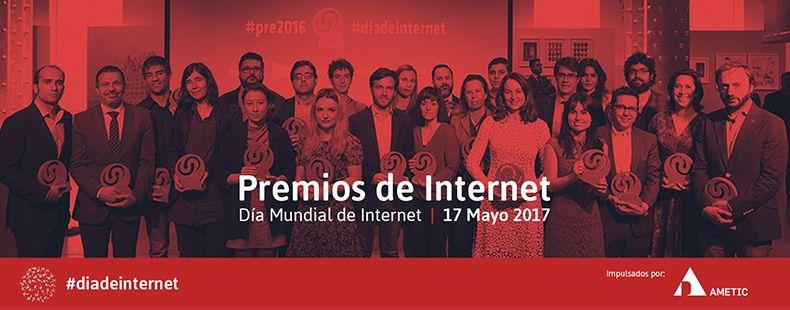 Premios de Internet en el Día Mundial de Internet