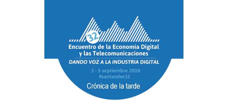 Lunes, 3 de septiembre de 2018 TARDE #Santander32