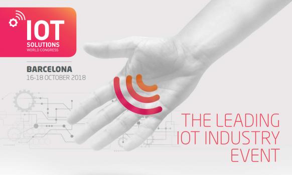 Pabellón español en IoT 2018