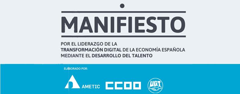 Manifiesto Talento Digital