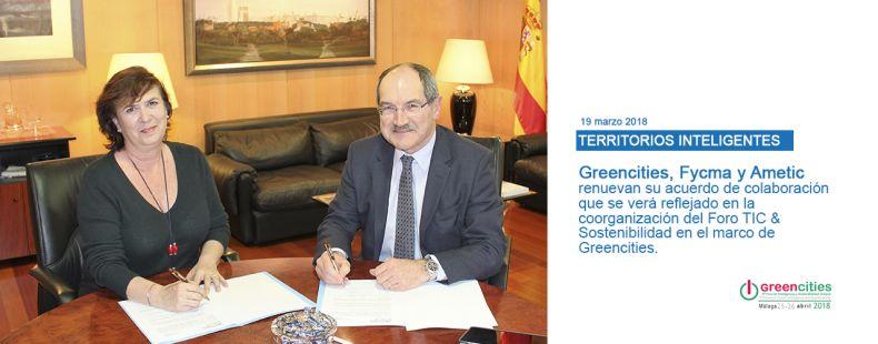 GREENCITIES - La tecnología más innovadora para el desarrollo de territorios inteligentes