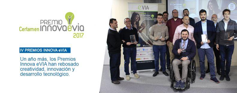 IV Edición del Certamen Premios Innova eVIA