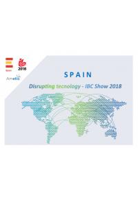 IBC 2018 oferta exportadora española